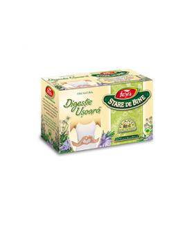 Ceai digestie usoara x 20dz (Fares)