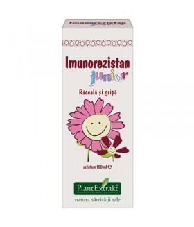 Imunorezistan junior x 100ml (PLX)