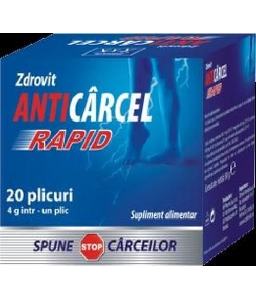 Zdrovit Anticarcel Rapid 20 plicuri