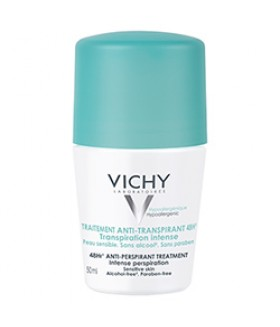 VICHY Deo roll-on eficacitate 48h x 50ml