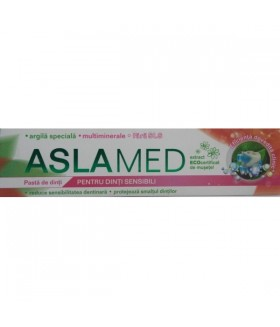 ASLAMED Ps dinti multiminerale 75ml