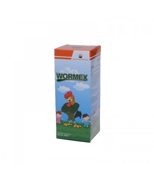 Wormex sirop x 100ml (Sun Medic)