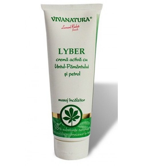 Vivanatura Crema LYBER*250ml