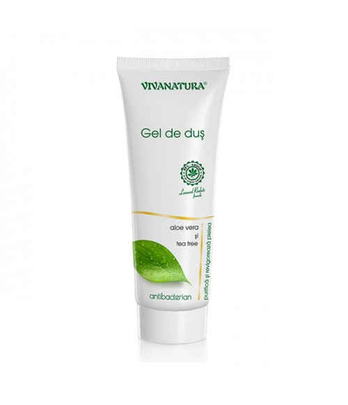Vivanatura Gel dus antibacterian*250ml